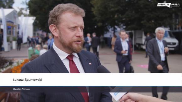 Łukasz Szumowski pozostanie Ministrem Zdrowia