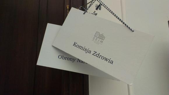 Znamy już skład Sejmowej Komisji Zdrowia