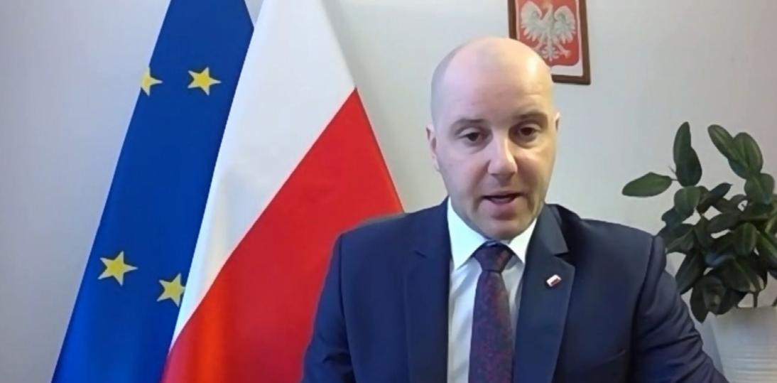 Minister Sławomir Gadowski o odbudowie onkologii po pandemii