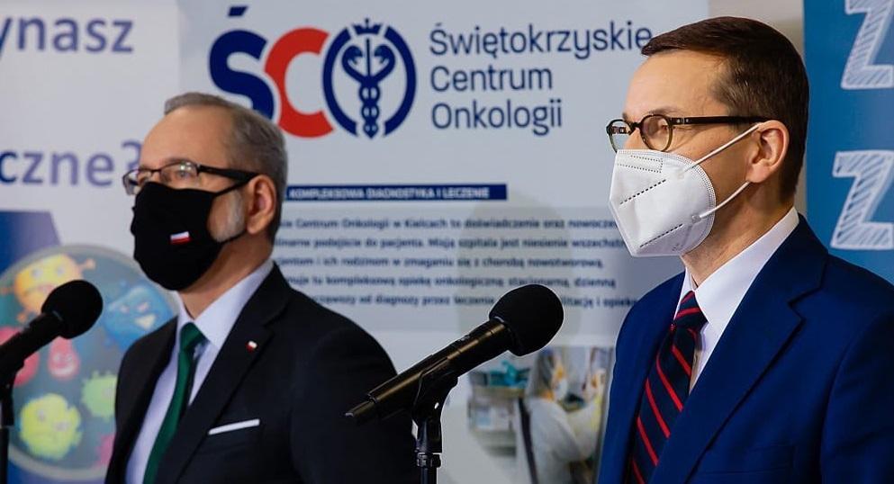 Krajowa Sieć Onkologiczna od 1 stycznia 2022