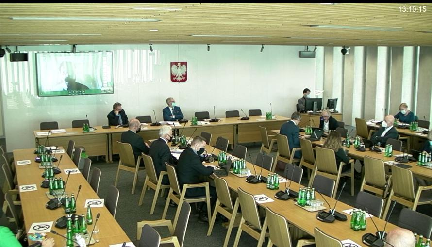 Sejm: PTK krytycznie o Krajowej Sieci Kardiologicznej