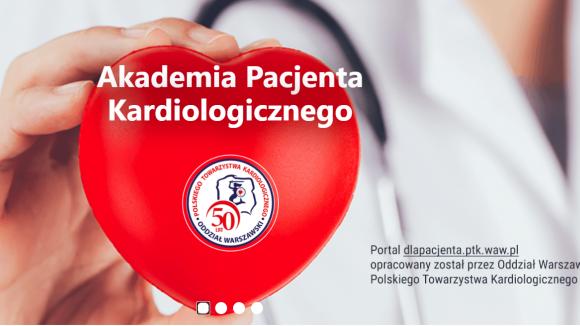 Okiem eksperta, językiem pacjenta - ruszyła platforma edukacyjna dla pacjentów kardiologicznych