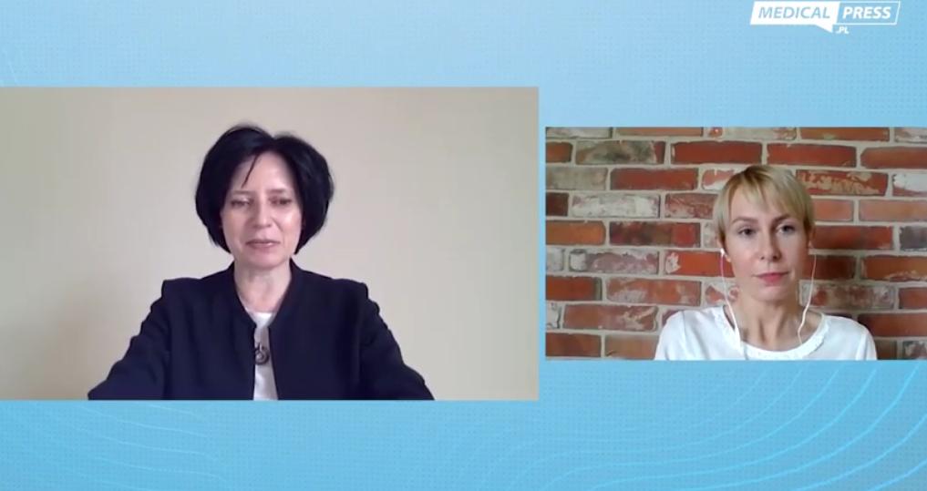 Prof. Małgorzata Lelonek: ostatnie 2 lata przyniosły przełom w leczeniu niewydolności serca