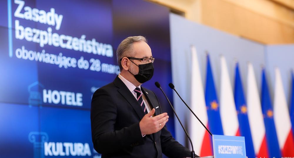 Mazowsze i Lubuskie w strefie zaostrzonych restrykcji w związku z pandemią koronawirusa