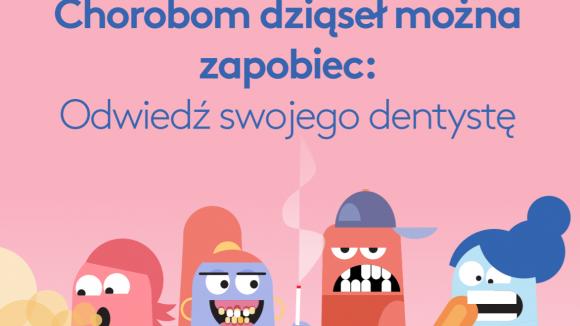 Chorobom dziąseł można zapobiec: odwiedź swojego dentystę
