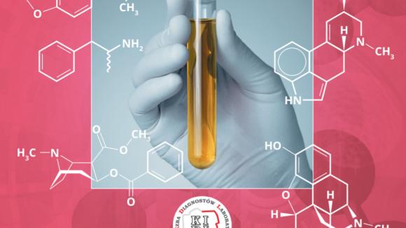 KIDL publikuje rekomendacje dotyczące oznaczania stężenia narkotyków w moczu