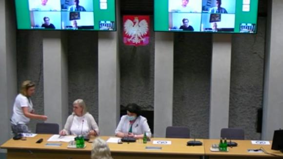 Parlamentarny Zespół ds. Chorób Rzadkich - transmisja