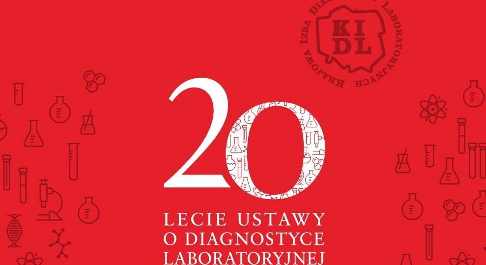 20-lecie ustawy o diagnostyce laboratoryjnej