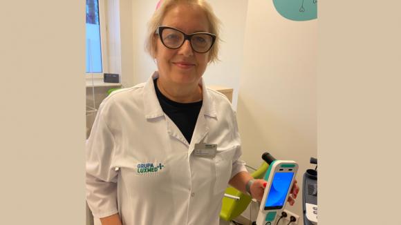 Screening raka szyjki macicy w rękach położnych