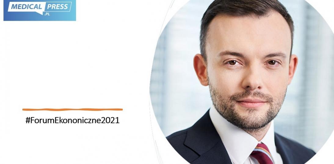 Radosław Sierpiński: Stawiamy na inwestycje w biotechnologie medyczne w Polsce, aby lepiej służyły pacjentom