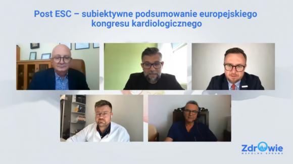 Nowe europejskie wytyczne kardiologiczne zaskakują? Subiektywne podsumowanie polskich ekspertów