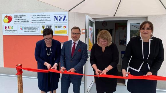 Otwarcie Dolnośląskiego Centrum Diagnostyki i Terapii FAS we Wrocławiu