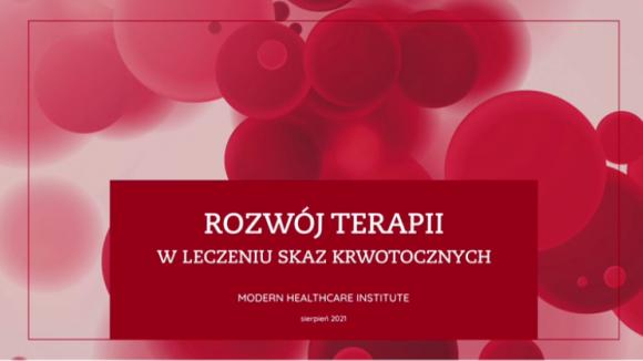 Postępy w leczeniu hemofilii i innych skaz krwotocznych