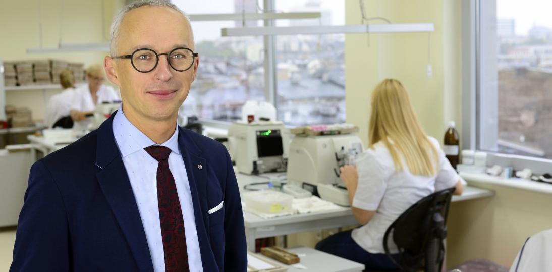Prof. Andrzej Marszałek: O poprawę jakości badań patomorfologicznych walczymy od ponad 20 lat