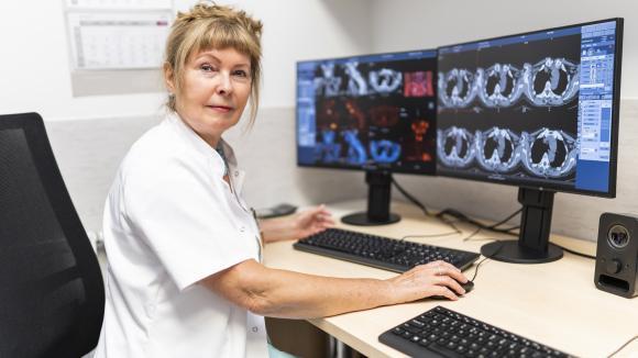 Nuklearne badania obrazowe użyteczne w diagnostyce powikłań po Covid-19