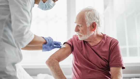 Szczepienia dorosłych przeciw pneumokokom zalecane w czasie pandemii