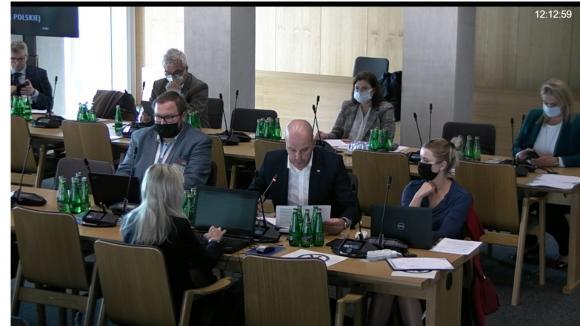 Posiedzenie Podkomisji stałej do spraw organizacji ochrony zdrowia i innowacyjności w medycynie