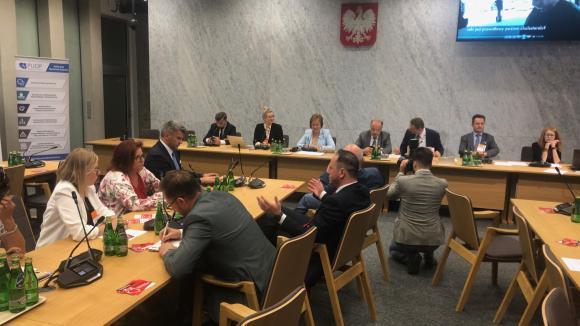 Obchody Światowego Dnia Serca w Sejmie