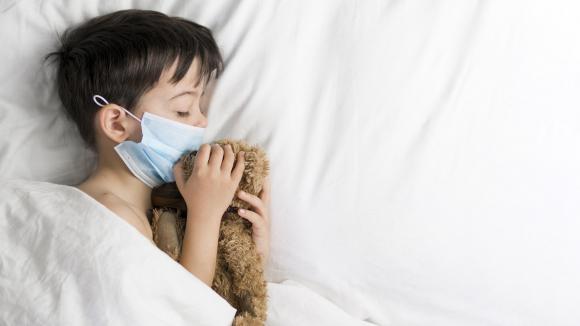 """Chore dziecko w domu? Rodzice mówią """"tak"""" domowej hospitalizacji"""