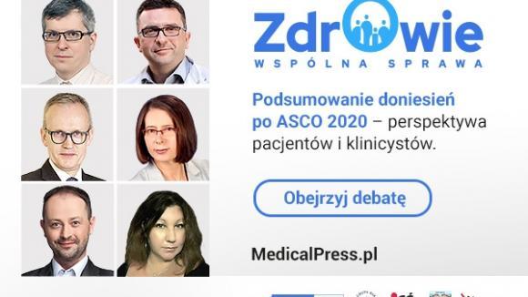 Podsumowanie doniesień po ASCO 2020 z perspektywy pacjentów i klinicystów - zaproszenie na debatę online 8.07.20
