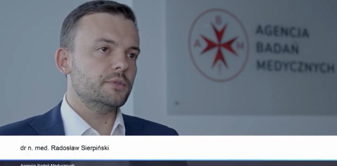 dr Radosław Sierpiński o działaniach ABM w walce z pandemią Covid-19, wsparciu rozwoju biotechnologii oraz planach na 2021 rok