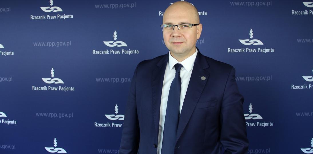 Bartłomiej Chmielowiec: mam nadzieję, że nowelizacja ustawy o prawach pacjenta znajdzie się wśród nowych priorytetów i zostanie przyjęta jak najszybciej