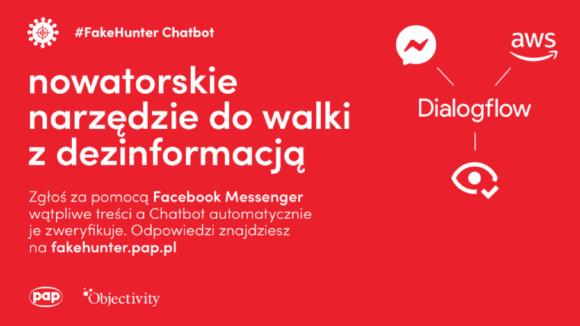 #FakeHunter - innowacyjne narzędzie w walce z dezinformacją dot. Covid-19