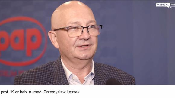 Prof. Przemysław Leszek o losach KONS w trakcie pandemii