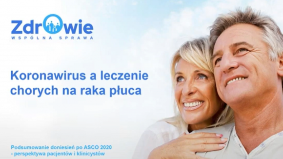 Koronawirus a leczenie chorych na raka płuca