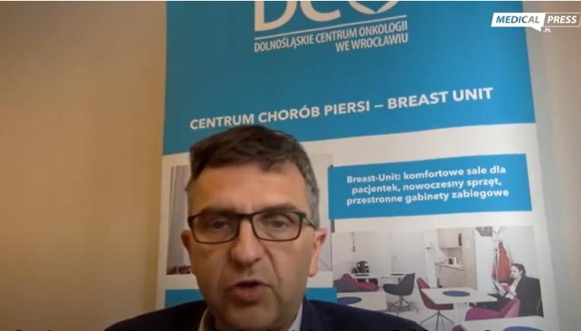 Aktualne trendy w leczeniu raka piersi