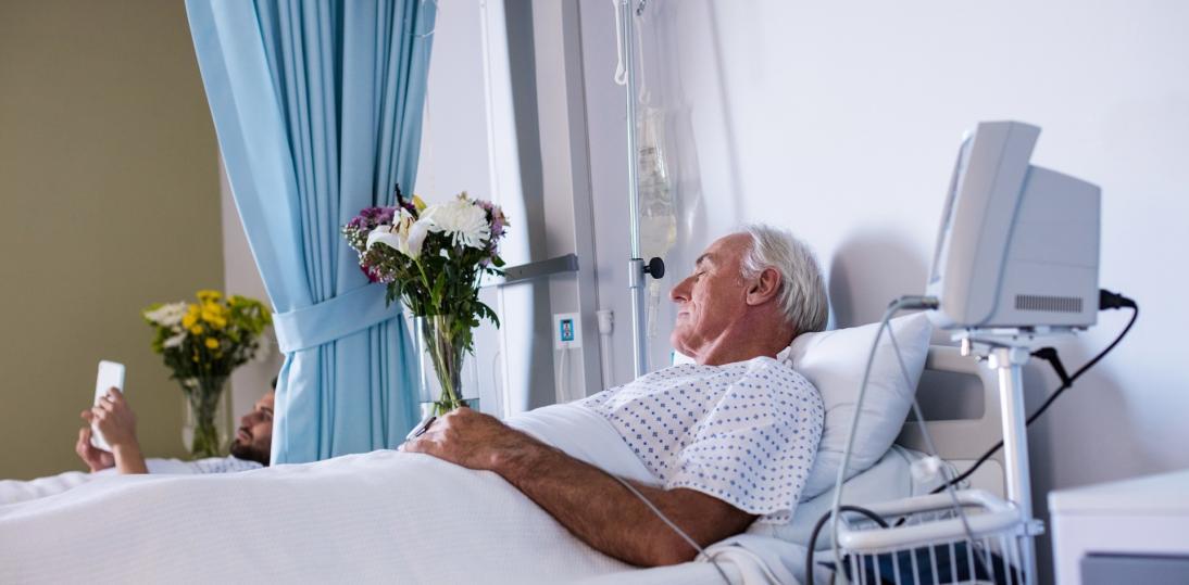 Sensory w łóżkach pozwalają zdalnie monitorować funkcje życiowe pacjentów