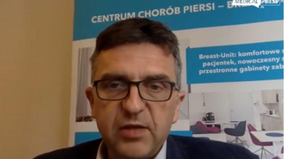 Prof. Adam Maciejczyk: Lekarz powinien mieć bardziej elastyczną możliwość doboru leków w programach lekowych