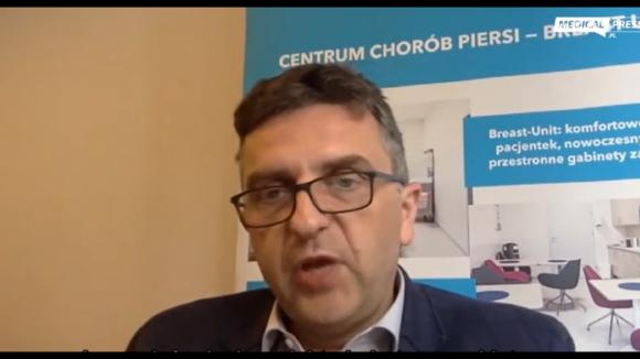 Prof. Adam Maciejczyk: projekt funduszu medycznego zakłada długo oczekiwaną nowelizację RDTL