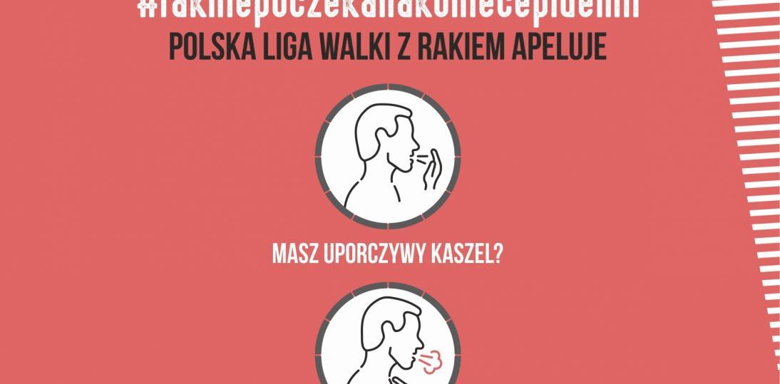 Rak nie poczeka na koniec epidemii - apeluje Polska Liga Walki z Rakiem