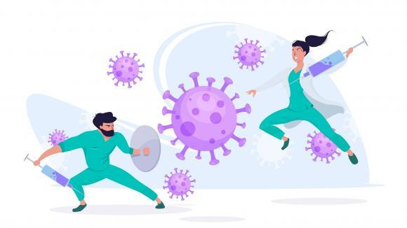 Czy pandemia Covid-19 zadała cios wirusowi grypy?