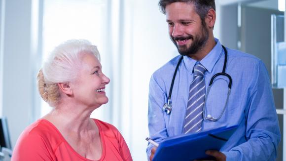 Umiejętność komunikacji pacjent-lekarz wspiera w terapii