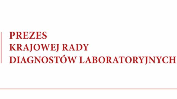 Alina Niewiadomska: system ochrony zdrowia nie istnieje bez medycyny laboratoryjnej i diagnostów laboratoryjnych
