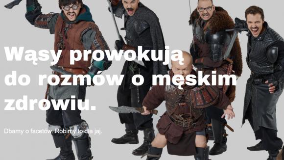 Zapuść wąsy i przebadaj się – rusza Movember Polska 2020