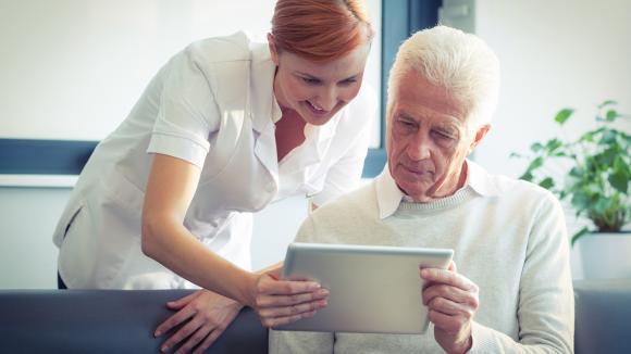 (Tele)medycyna paliatywna szansą na poprawę jakości życia chorych  z chorobą Parkinsona
