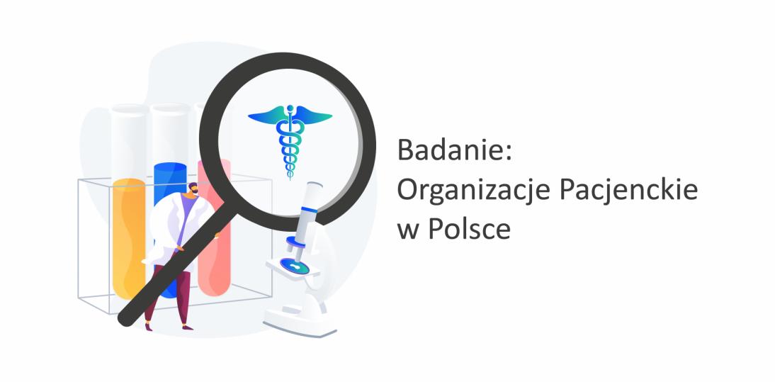 Organizacje pacjentów są potrzebne ale ich nie znamy - wskazują wyniki badania przeprowadzonego na zlecenie Instytutu LB Medical