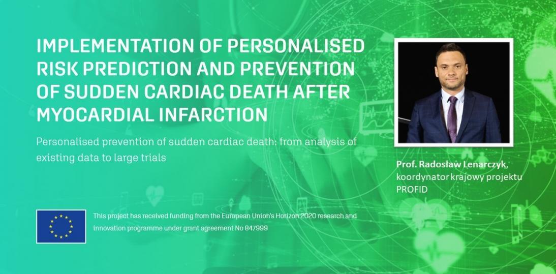 Badanie PROFID: ICD (nie) dla każdego pacjenta po zawale