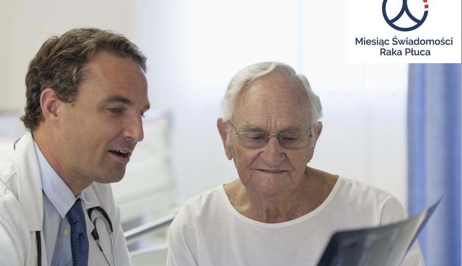 Profilaktyka i skrining raka płuca kluczem do zmniejszenia umieralności