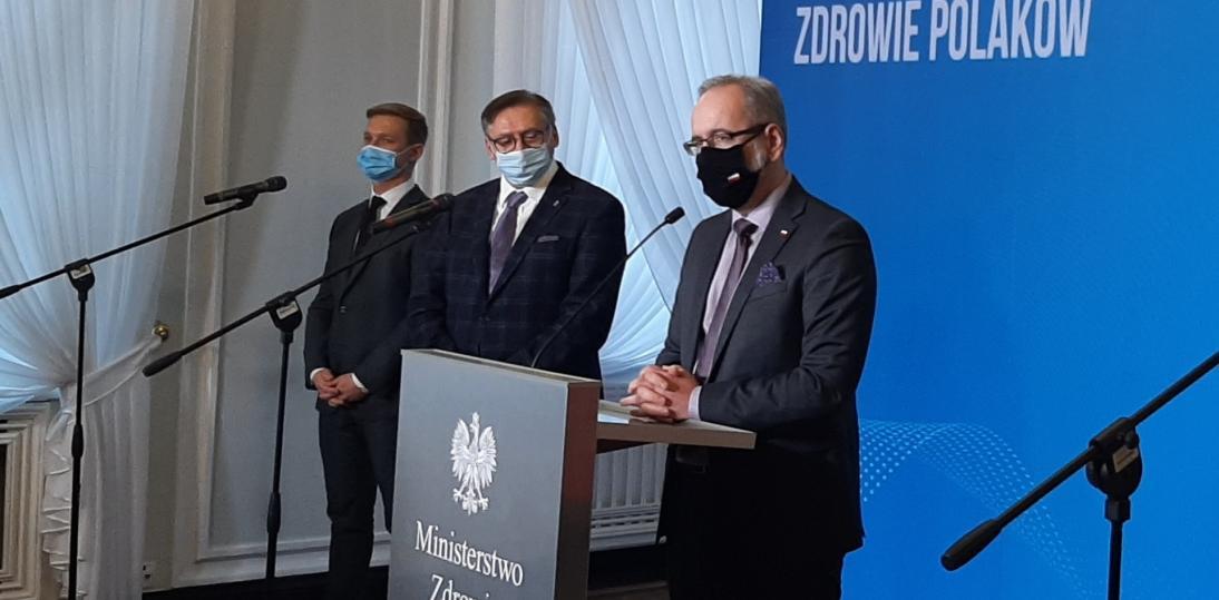MZ: powstanie program odbudowy zdrowia Polaków