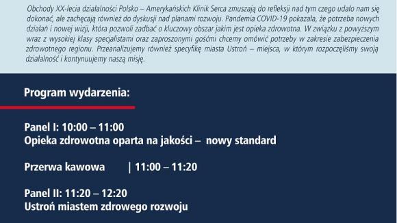 """Konferencja """"Inwestycja w zdrowie inwestycją w Śląsk. Czego nauczyła nas pandemia?"""""""