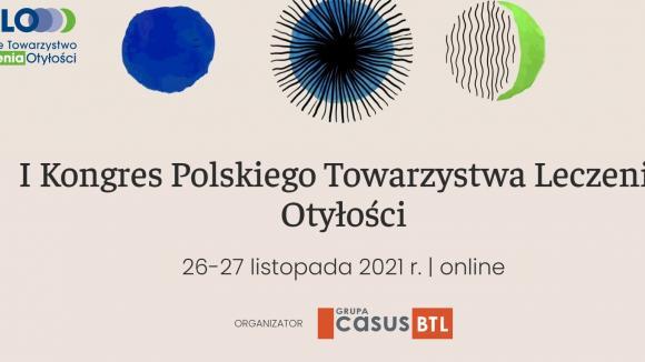 I Kongres Polskiego Towarzystwa Leczenia Otyłości